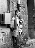 24. Morrissey, Solo, Flowers, Edinburgh, Scotland, Meat Is Murder, 1985